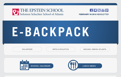 The Epstein School Newsletter Series